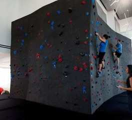 Adobe-Lehi-climbing-wall