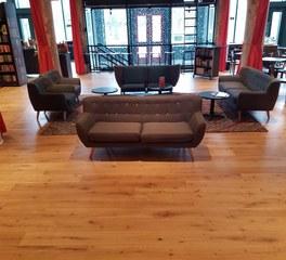 Allegheny mountain hardwood flooring WO LS Millrun 7 LL L K PGH Alphabet City