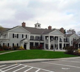 Allen and major associates Wellesley country club Clubhouse exterior0