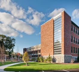 Allen & Major Associates Winchester Hospital front