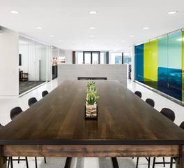 AllSteel Headquarters Open Conference Room Office Space Design