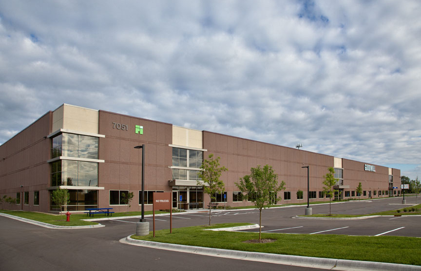 Anderson companies interstate north business center exterior design