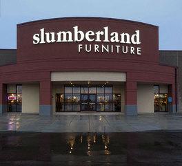 Anderson Companies project retail slumberland exterior