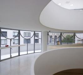 Andre Kikoski Architect Guggenheim Mueseum Cafe 3 1
