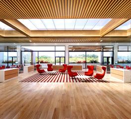 Andre Kikoski  Architect Howard Hughes Corporation Offices Interior