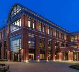 Antunovich Associates DePaul Holtschneider Performance Center Chicago Illinois Exterior