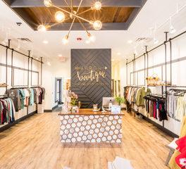 Arrow Boutique, CO-OP Architecture