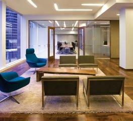 ASI Architectural Systems Nilan Johnson Lewis interior conference room seating area wood flooring 1
