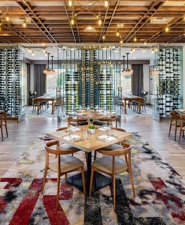 Bars + Restaurants