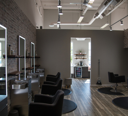 Barbeau Architects One Fine Day Hair Studio