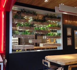 Barilla Dining Area