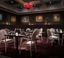 BDG Architects  Rococo Steak Dining Room