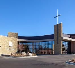 Berean Baptist Entrance