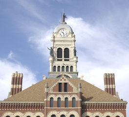 bergland + cram Franklin Co Clocktower