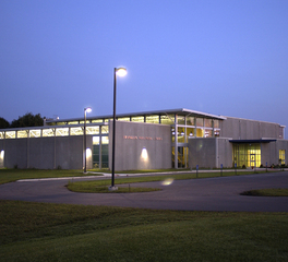 bergland cram franklin county wellness center exterior