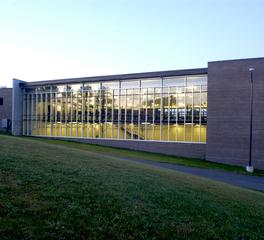bergland + cram NIACC recreation center exterior view