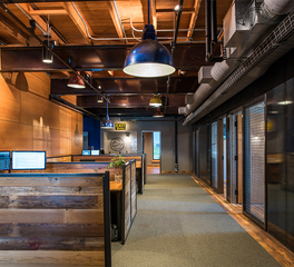 Blackridge Headquarters Fargo North Dakota CHA Architecture and Construction Office Design