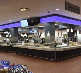cafeteria at blue cross blue shield of michigan