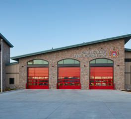 Castle Rock Fire Department Fire Station #152 Colorado
