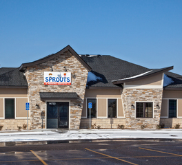 CBS Construction Services Inc Sprouts Hugo Minnesota Dentistry Exterior Design