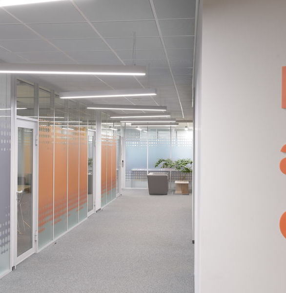 CGP Commercial Glass Partitions