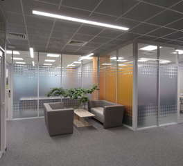Certified Glass Partitions