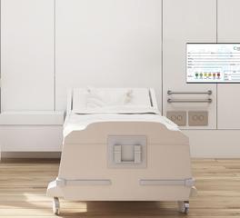 Claridge Products Healthcare Cottage Hospital Design