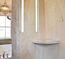 ClearMirror showerlite clearmirror shower 2