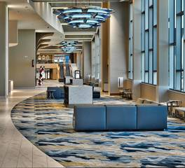 Convention center furniture interior design
