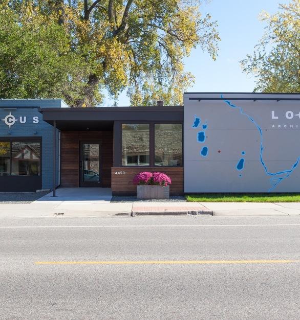 Locus Architecture