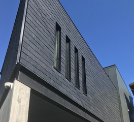CupaClad USA 1684 Lorain Avenue Architects Retreat Cleveland Ohio Wall Cladding Exterior Finish