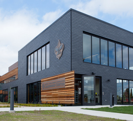 CupaClad USA Boy Scout's of America Exterior Rainscreen Cladding Systems