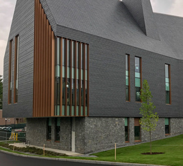 CupaClad USA Southern New Hampshire University Design Exterior Cladding