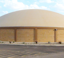 Custom Construction Design School Addition Construction Dome Spur Texas