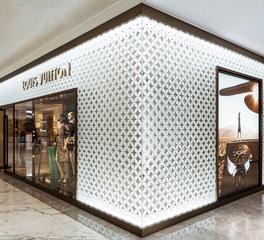 Custom Convex 3D Architectural Glass