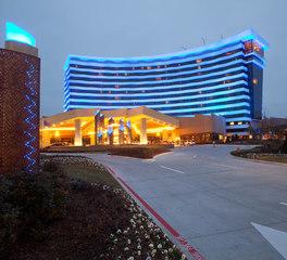 Darkhorse Lightworks Choctaw Casino Resort exterior