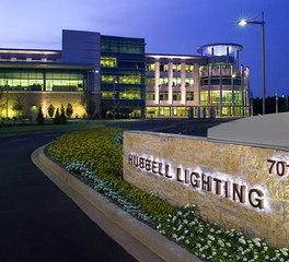 Darkhorse Lightworks Hubbell Lighting Headquarters exterior