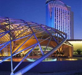 Darkhorse Lightworks Morongo Casino and Spa exterior