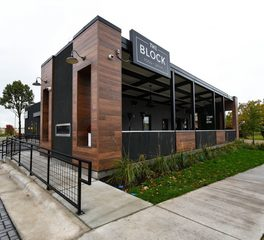 Dering Pierson Group Exterior Patio at The Block block-7