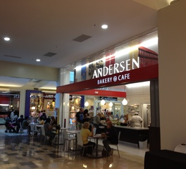 Dern Andersen Bakery and Cafe Mortarr 2