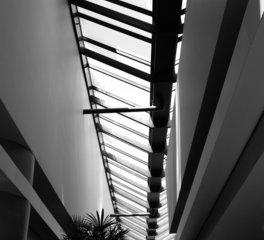Dern Mortarr Marriott City Center Skylight