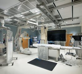 DJ Kranz Fairview Southdale Interventional Radiology Room Interior 2