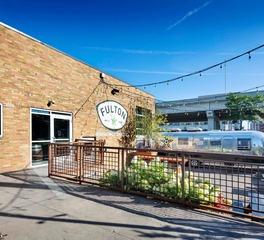 DJR Architecture Fulton Brewery Minneaplis Minnesota Exterior Patio