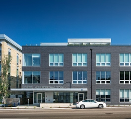 DJR Architecture Seventeen10 Apartments Apartment Building Exterior Design