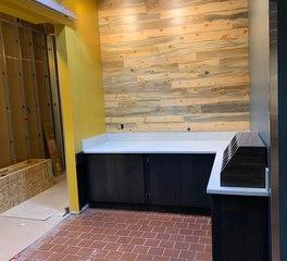 Dras Cases Einstein Bagels Interior Corner Counter Installment 2