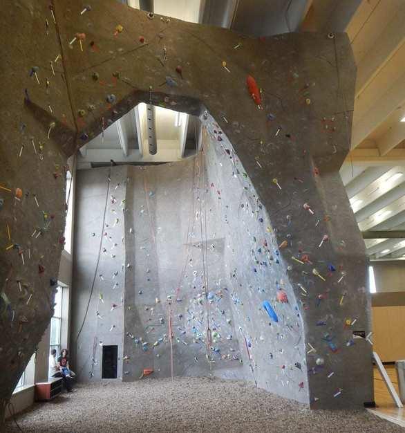 Eldorado Climbing Walls