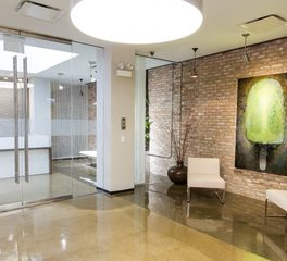 Earles Architects and Associates Sterling Bay Lobby