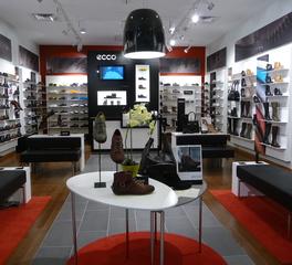 ECCO Retail Store Interior