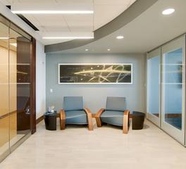 Eclectic LegArm Leotta Design Custom Office Furniture