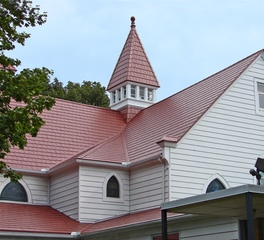 Edco products Algona church roofing 3